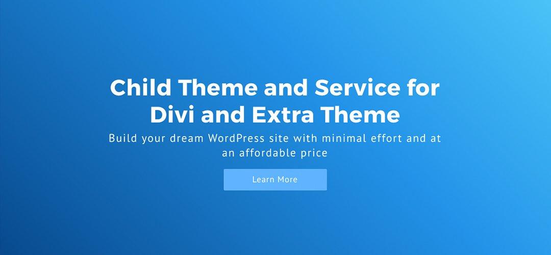 Creative Child Themes Homepage Screen shot