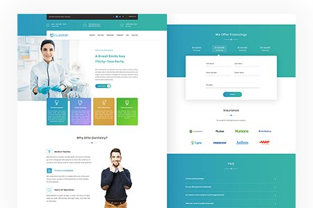 Divi Child Themes Showcase 1