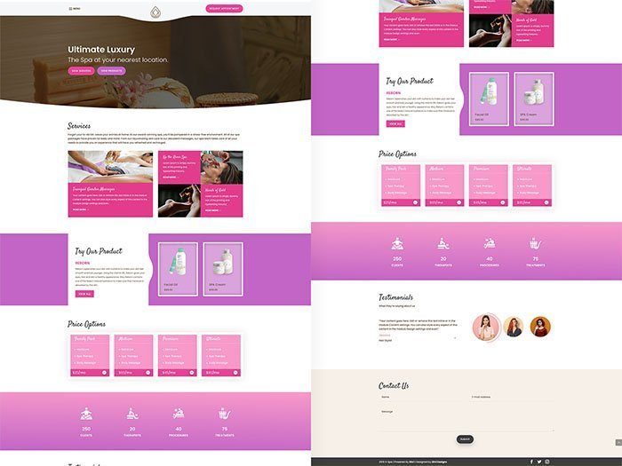 Divi Dezigns Child Theme Featured Image