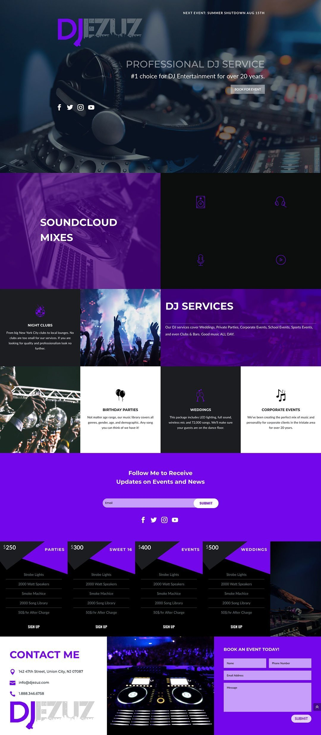 Divi Dezigns Child Theme Secondary Featured Image
